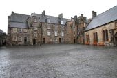 Koninklijk paleis stirling kasteel stirling scotland — Stockfoto