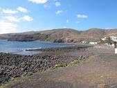 Playa Quemada Lanzarote — Stock Photo