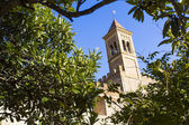 Saint James and Christofer church — Zdjęcie stockowe