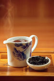 Hot teapot — Stock Photo