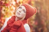 Atmosfera de outono — Foto Stock