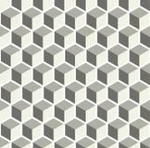 Бесшовные куб стиль шаблона — Cтоковый вектор