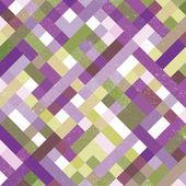 Retro geometric background — Stock Vector