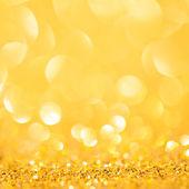 ゴールド春または夏の背景 — ストック写真