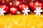 New year card decoration — Stok fotoğraf