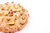 Biscoitos de pistache — Fotografia Stock