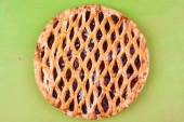 Tarte aux cerise — Photo