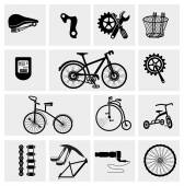Bicycle  design illustration — Stock Vector