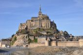Mont Saint-Michel — Stock Photo