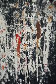Randomly eroded wall background texture — Stock Photo