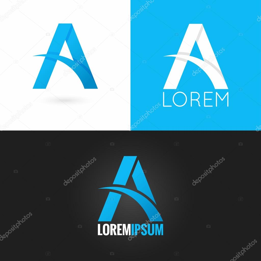 illustrator tutorial  Create Letter Logo Design Using Font and Pen Tool  Text Effect Logo Design