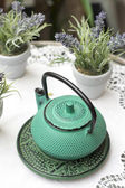 Asian teapot  — Stock Photo