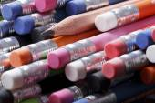Graphite pencils — Stock Photo