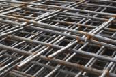 Reinforcement iron — Stock Photo