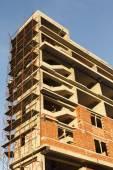 Edificio en construcción — Foto de Stock