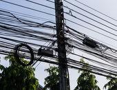 Wire — Stock Photo