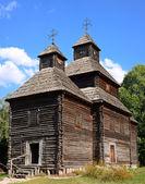 Kysorichy village church — Stock Photo