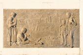 Commemorative plaque, Alte Feste, Windhoek — Stock Photo