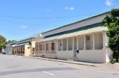 Historiska hus i Richmond, Sydafrika — Stockfoto
