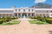 De Tuynhuys in Cape Town, — Stock Photo