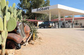 Solitaire, Namibia — Stock fotografie