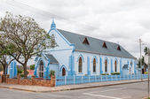 St. Andrew's Anglican Church, Riversdale — Stock Photo