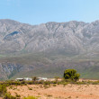 Swartberg (Black Mountain) Pass panorama — Stock Photo #67992141