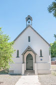St. Annes Anglican Church, Hanover, South Africa — Stock Photo