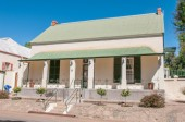 Historic old house in Colesberg, South Africa — Stock Photo