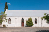 Hall of the Dutch Reformed Church in Laingsburg — Stock Photo
