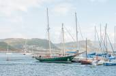 View from Simons Town harbor — Stock Photo