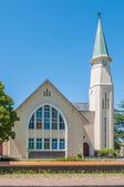 Reformada Holandesa Igreja Stellenbosch-Wes — Fotografia Stock