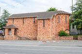 Anglican Christ Church in Swellendam — Stock Photo