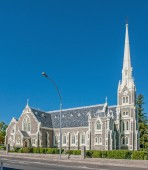 Dutch Reformed Church in Graaff Reinet — Stock Photo