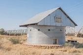 Blockhouse at Rietrivier — Stock Photo