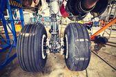 Heavy maintenance — Stock Photo
