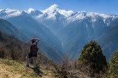 The Himalayas — Stock Photo