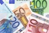 Cash euro — Stock Photo