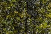 Dried seaweed Laminaria or seaweed background — Stock Photo