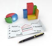 Development concept — Stock Photo