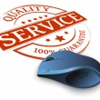 Service quality — Stock Photo #59291443