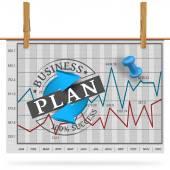 Marketing planning — Stock Photo