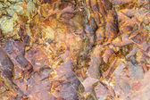 Mármol-roca roja — Foto de Stock