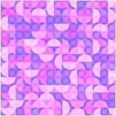 Color vector retro background — Stock Vector