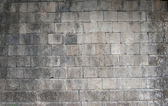 Brick stone gray wall background rough texture — Stock Photo