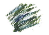 Brush strokes rough hatching han drawing texture — Stock Photo