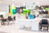 Store, shopping mall office abstract defocused blurred background. — Stock Photo