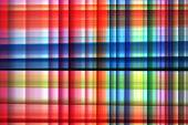 Abstract color plaid. — Stock Photo