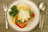 Vegetable Salad. — Stock Photo
