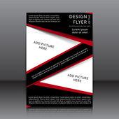 Vector design of the flyer — Vecteur